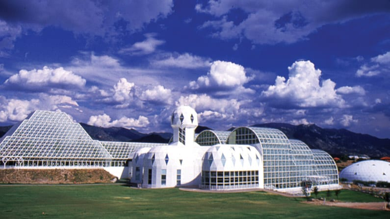 British documentary about the creation of Biosphere 2