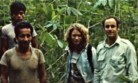 IE Amazon Ethnobotanical Collection Moves to Southern Cross University Herbarium, New South Wales