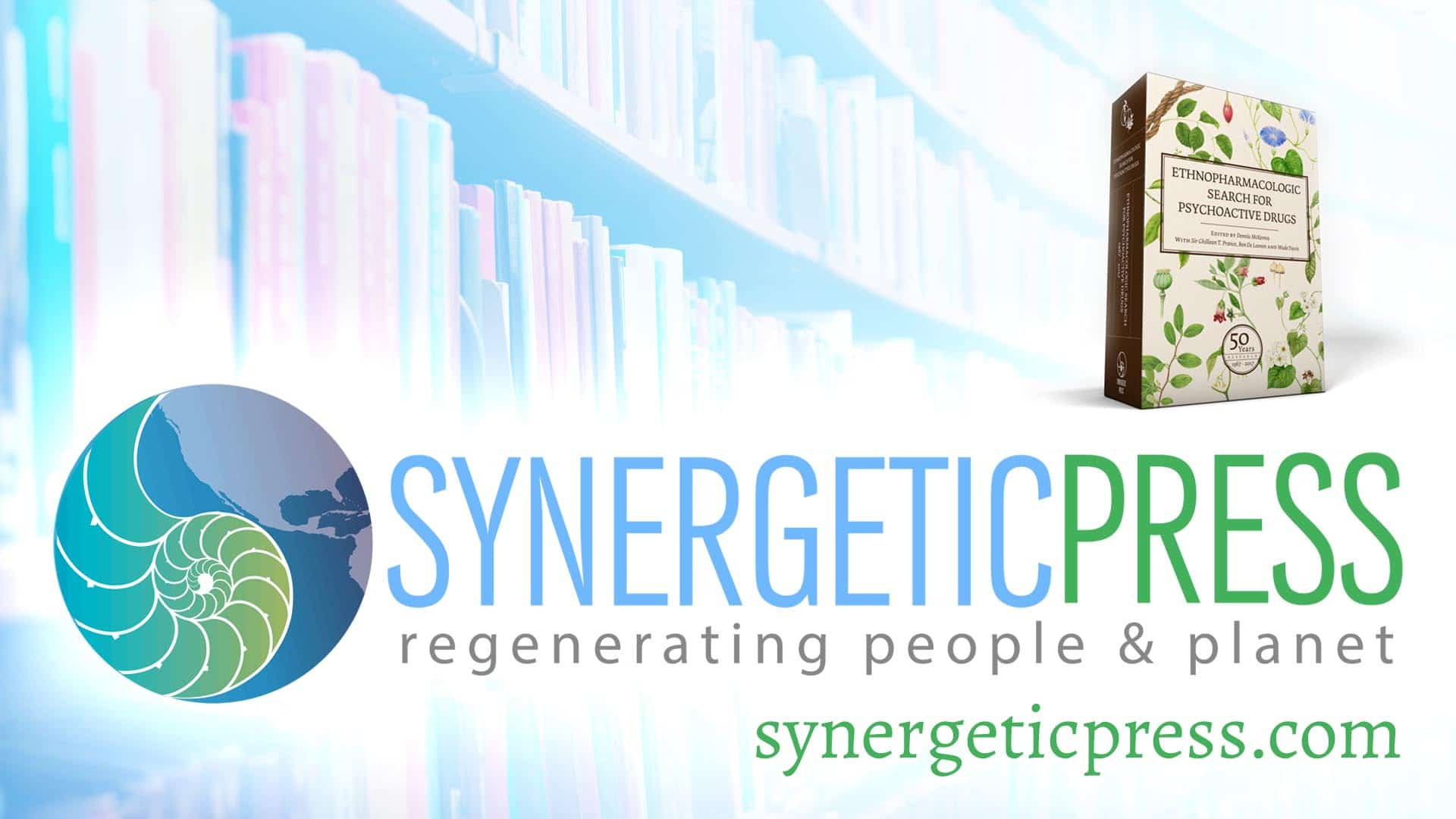 Donate to Synergetic Press