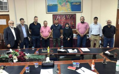 Wastewater Garden to be built in Southern Iraq
